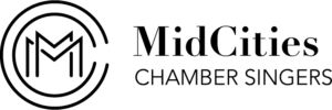 MidCities Chamber Singers Logo
